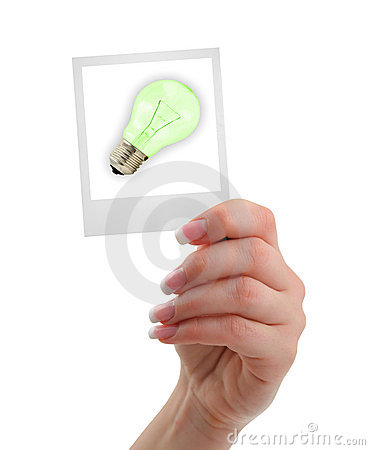 Free Concept Of A New Idea Stock Images - 1670114
