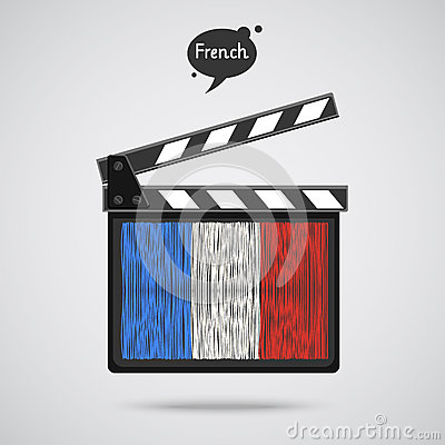 Free Concept Of Learning Languages. Study French. Stock Photography - 89514622