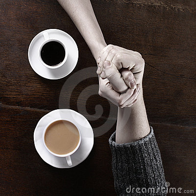 Free Concept Of Love And Coffee Stock Image - 13775781
