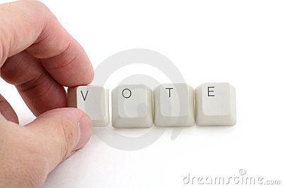 Concept of online vote