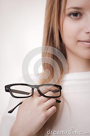 Concept: poor eyesight