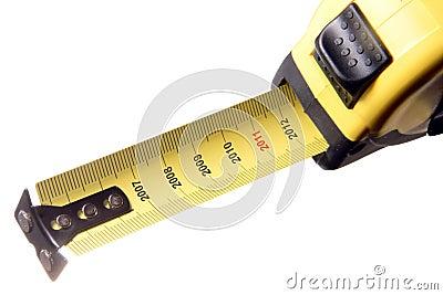 Concept roler year measurement