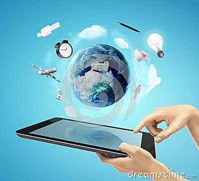 Concept social de media