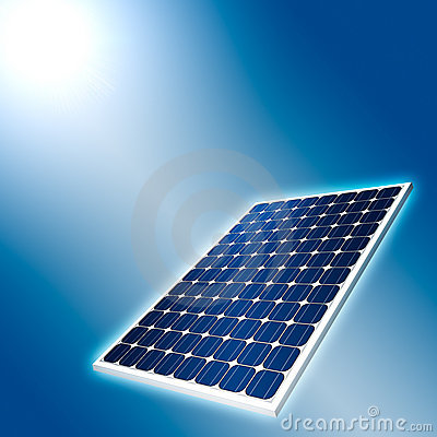 Concept of Solar Panel