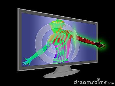 Concept virtual reality