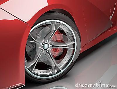 Concept Wheel