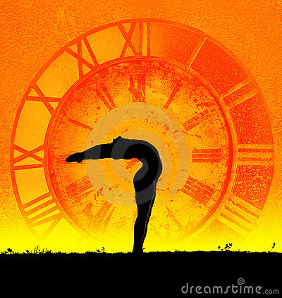 Concept of yoga and time