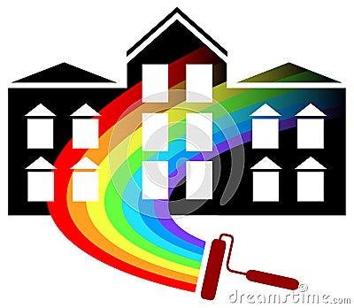 image logo peinture gratuit