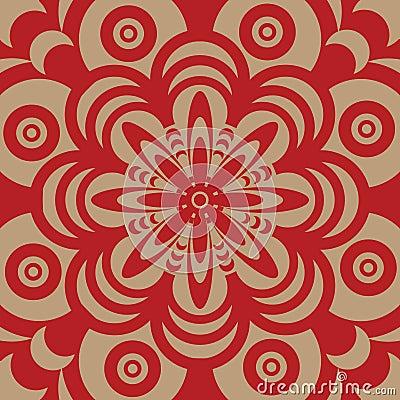 Conception de papier peint d 39 ann es 39 60 photographie stock image 3 - Papier peint annee 60 ...