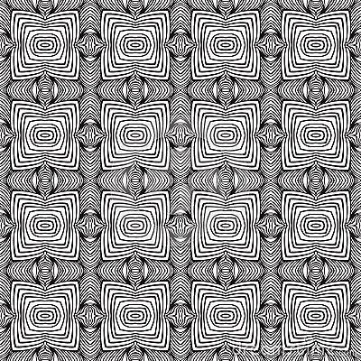 Conception g om trique de papier peint d 39 ann es 39 60 photographie stoc - Papier peint annee 50 60 ...