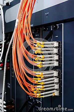 Concepto de hardware de la red.