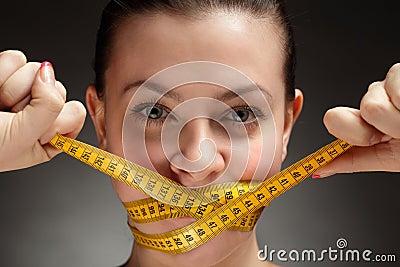 Concepto de la dieta