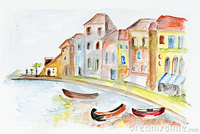 Concepto de Venecia
