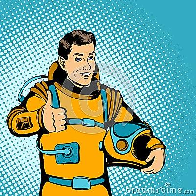 Spore al 100%. Próximamente, por Flair D. - Página 2 Concepto-del-astronauta-estilo-de-los-tebeos-67432891