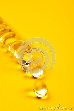 Concepto del desarrollo de las vitaminas