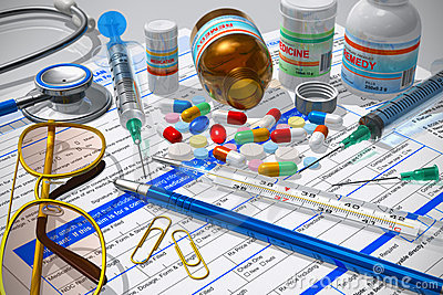 Concepto médico/de la farmacia