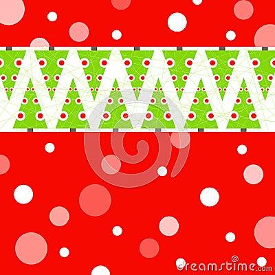 Conceptual christmas card