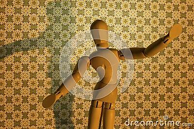 Conceptual figurine