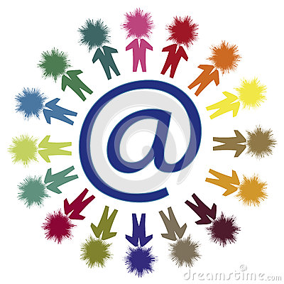 Email network
