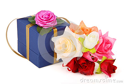 Conceptual image of greetings