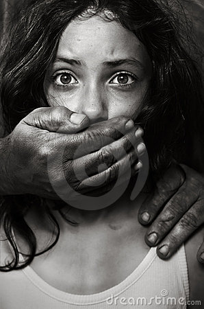 Free Conceptual Image Of Child Abuse Royalty Free Stock Photography - 21748377