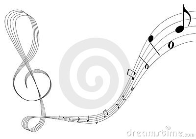 Conceptual music illustration