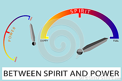 Conceptual - Spirit and power
