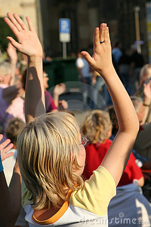 Free Concert Royalty Free Stock Photos - 207618
