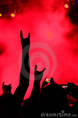 Free Concert Royalty Free Stock Photo - 6352545