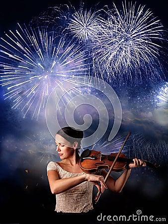 Free Concert Stock Image - 7180111