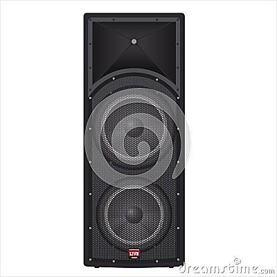 Concert box speakers