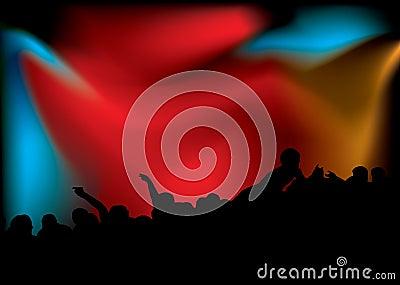 Concert dive