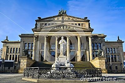 Concert hall berlin
