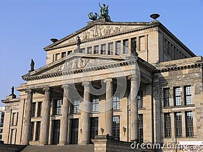 Concert Hall of Berlin