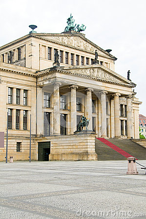 Concert Hall Gendarmenmarkt Berlin Germany
