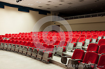 Concert Hall Seats