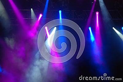 Concert Strobe Lights