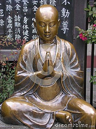 Conciliative Buddah