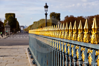 Concorde Picket Fence