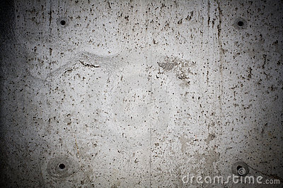 Concrete frame wall background
