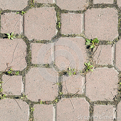 Free Concrete Or Cobble Gray Pavement Slabs Or Stones For Floor, Wall Or Path. Traditional Fence, Court, Backyard Or Road Paving. Royalty Free Stock Image - 99044076