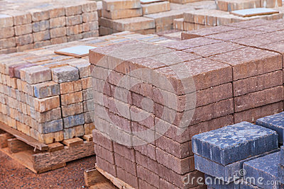 - Concrete Pavers Royalty Free Stock Images - Image: 33264569