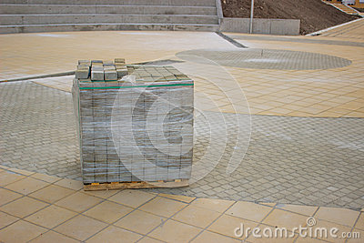 Concrete Paving Stone