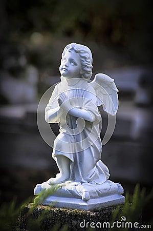 Free Concrete Statue Stock Image - 34521751
