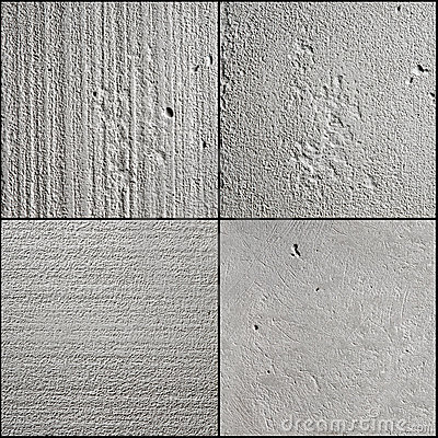 Concrete surface