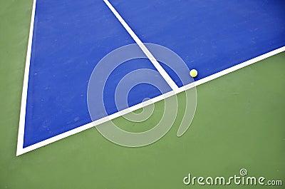 Concrete tennis