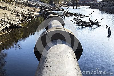 Concrete Water Pipes