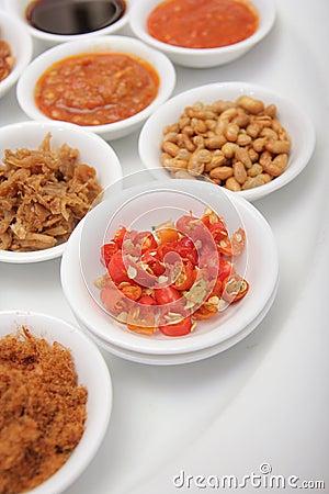 Condiment food