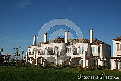 Condo villa in Spain