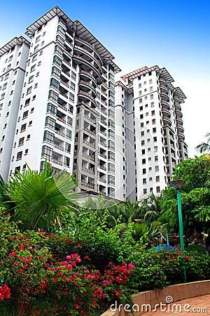 Free Condominium Royalty Free Stock Image - 14873766